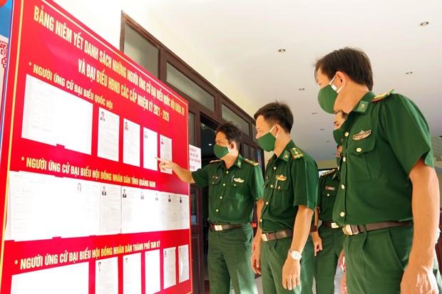 Elecciones legislativas de Vietnam lograron exito integral, afirma ministra del Interior hinh anh 1