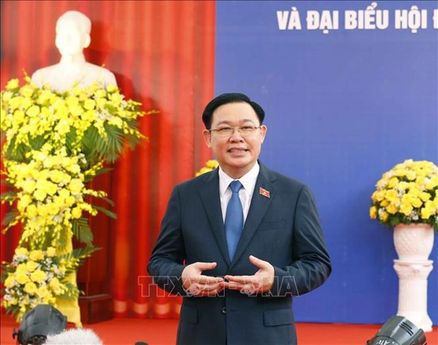 Medios de comunicacion extranjeros publican articulos sobre las elecciones legislativas en Vietnam hinh anh 2