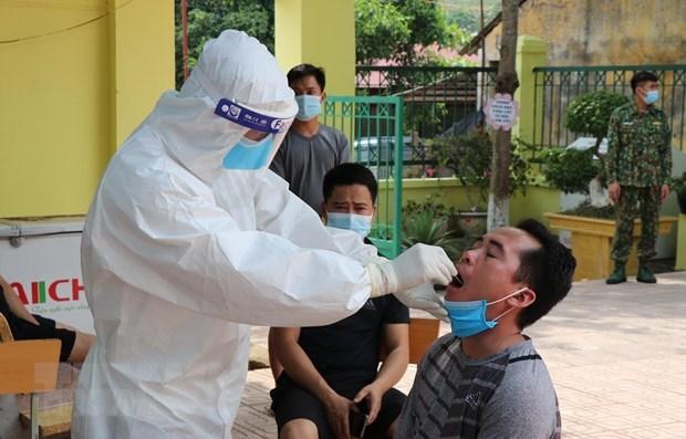 COVID-19: Vietnam reporta otros 33 contagios comunitarios hinh anh 1