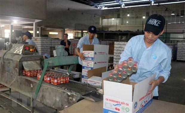 Exportaciones de Vietnam a Estados Unidos superan los 30 mil millones de dolares hinh anh 1
