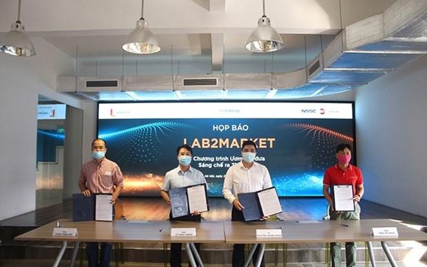 Lanzan en Vietnam programa de incubacion para presentar nuevos productos al mercado hinh anh 1