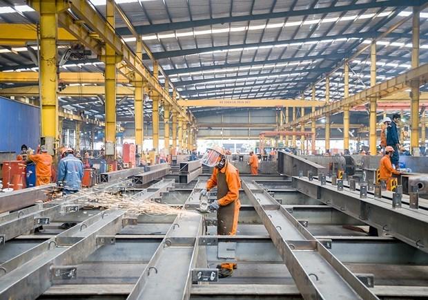 Crecen inversiones en parques industriales de Ciudad Ho Chi Minh hinh anh 1