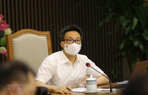 Trabajadores en parques industriales en Vietnam deben realizar declaracion sanitaria hinh anh 1