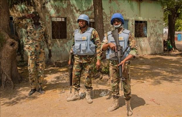 Vietnam condena ataques contra las fuerzas de mantenimiento de paz de la ONU hinh anh 1