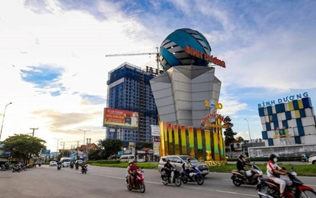 Provincia de Binh Duong tiene el ingreso per capita mas alto de Vietnam hinh anh 1