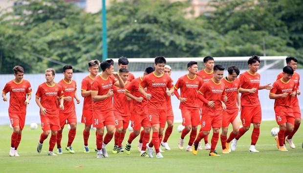 Honda Vietnam continua apoyando los suenos del futbol vietnamita hinh anh 1