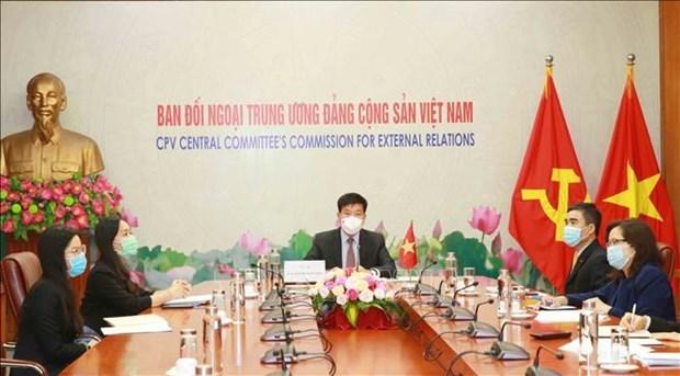 Comparte Vietnam experiencias en lucha contra COVID-19 hinh anh 1