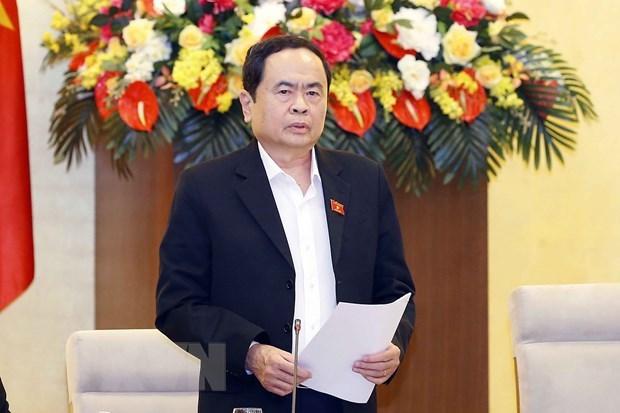 Vietnam participa en sesion virtual del Consejo Directivo de la Union Interparlamentaria hinh anh 1