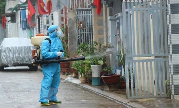 Vietnam confirma otros 40 nuevos casos del COVID-19 hinh anh 1
