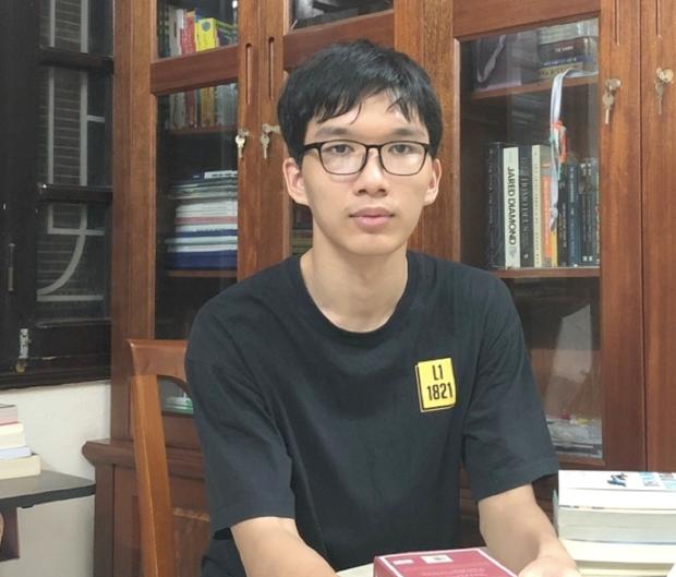 Admitido vietnamita ganador de premio internacional en Instituto de Tecnologia de Massachusetts hinh anh 1
