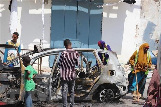Vietnam condena violencia contra civiles en Somalia hinh anh 1
