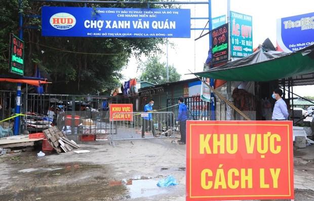 Vietnam registra 115 nuevos casos del COVID-19 hinh anh 1