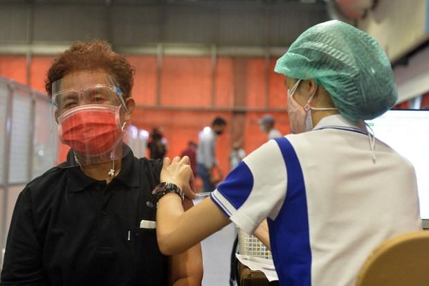 ASEAN hacia la inmunidad colectiva contra el COVID-19 para 2022 hinh anh 1