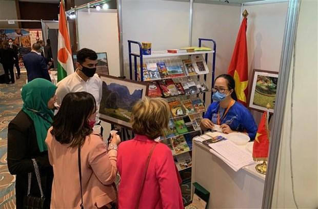 Participa Vietnam en Foro de Comercio e Inversion de Africa hinh anh 1