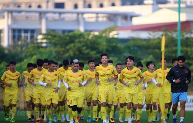 Presidente de Vietnam envia mensaje de aliento a la seleccion nacional de futbol hinh anh 2