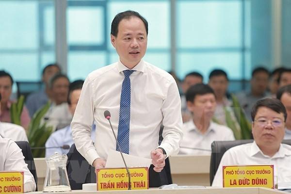 Reelegido vietnamita como vicepresidente de Asociacion Regional de OMM hinh anh 1