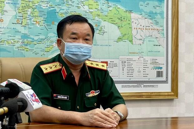 Incorporarse a los cascos azules evidencia politica exterior de Vietnam hinh anh 3