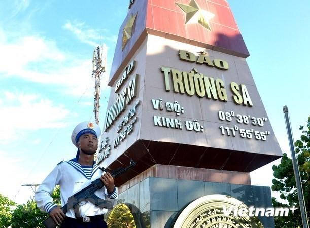 Vietnam pide a las partes concernientes respetar su soberania hinh anh 1