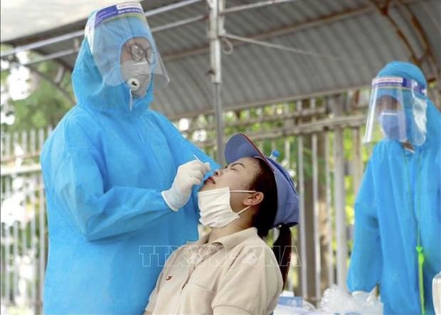 Vietnam suma 25 nuevos infectados del COVID-19 hinh anh 1