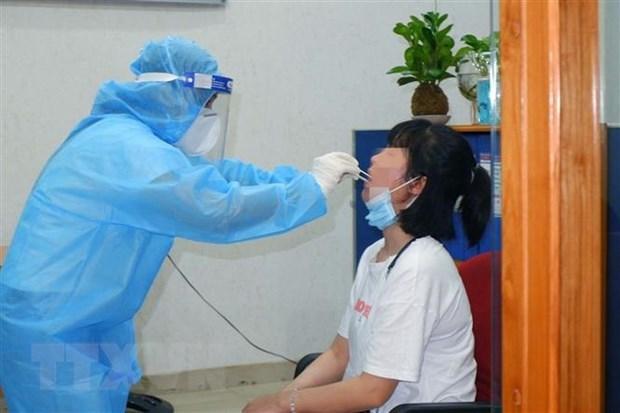 Vietnam registra 150 casos nuevos del COVID-19 hinh anh 1