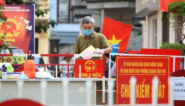 Periodico ruso destaca papel del Parlamento vietnamita hinh anh 1