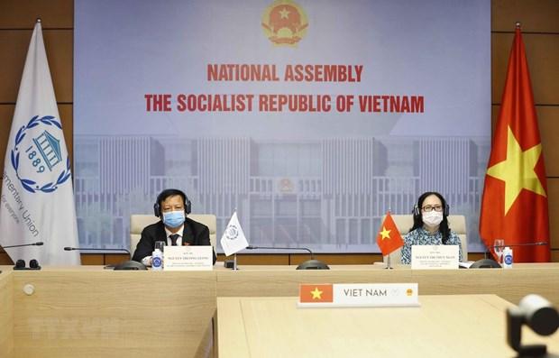 Asiste Vietnam a reunion de Asociacion de Secretarios Generales de Parlamentos hinh anh 1