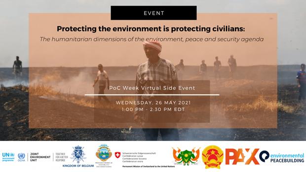 Vietnam coorganiza debate de ONU para proteger el medioambiente en conflictos armados hinh anh 1
