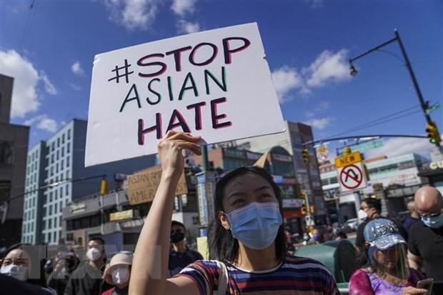 Vietnam saluda la promulgacion de Ley de delitos de odio COVID-19 en EE. UU. hinh anh 1