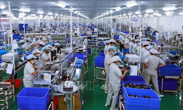 Crece inversion extranjera en Vietnam en 2021 hinh anh 1