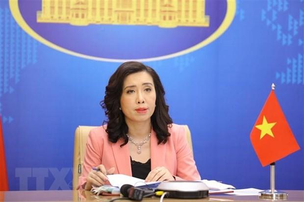 Vietnam empenado en garantizar derechos de los trabajadores hinh anh 1