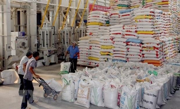Productos agricolas vietnamitas refuerzan posicion en mercado chino hinh anh 1