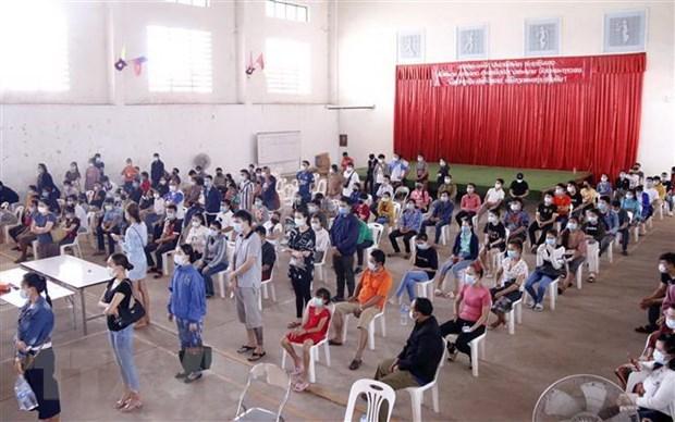 Laos registra otra victima fatal del COVID-19 hinh anh 1