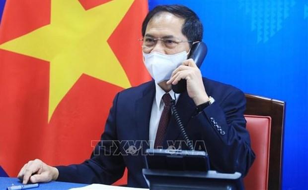 Vietnam y Estados Unidos desarrollan sus relaciones en multiples sectores hinh anh 1