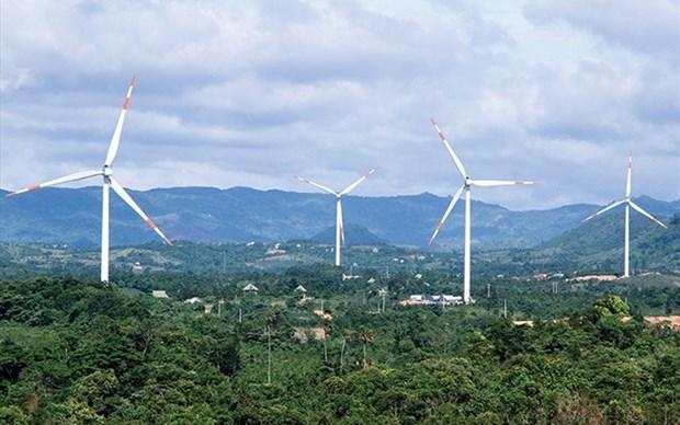 JICA financia construccion de planta de energia eolica en Vietnam hinh anh 1