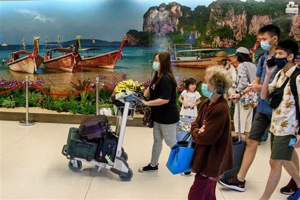 Isla tailandesa acerca de cumplir meta de reanudar turismo hinh anh 1