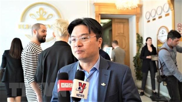 Realizan primer proyecto vietnamita de inversion inmobiliaria en San Petersburgo hinh anh 1