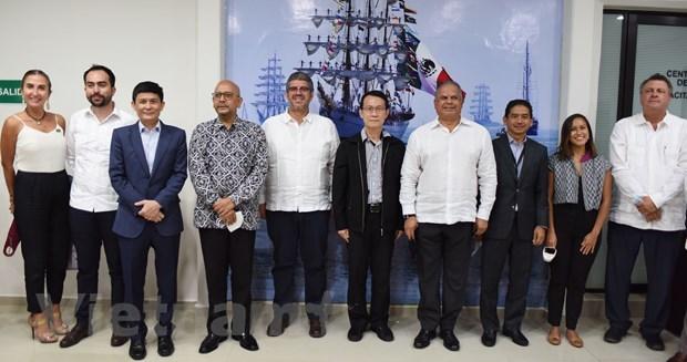 Promueve ASEAN comercio e inversion con estado mexicano de Veracruz hinh anh 4