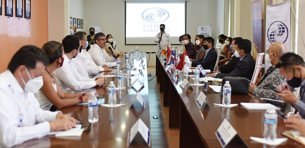 Promueve ASEAN comercio e inversion con estado mexicano de Veracruz hinh anh 3