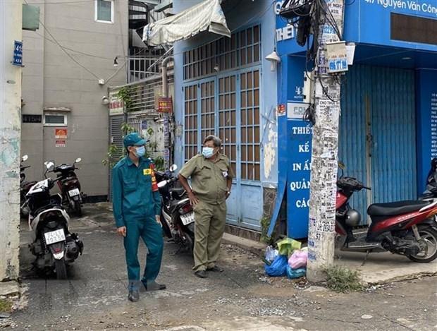 Ciudad Ho Chi Minh detectan 22 nuevos casos del COVID-19 hinh anh 1