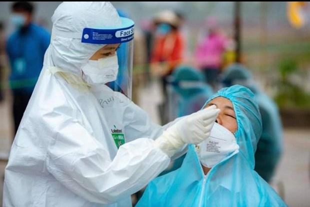 Vietnam confirma 56 nuevos infectados del COVID-19 hinh anh 1