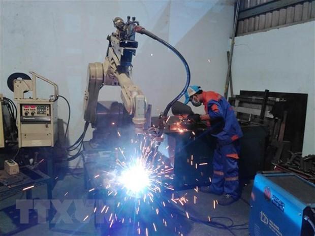 Vietnam realiza investigacion antidumping a materiales de soldaduras foraneos hinh anh 1