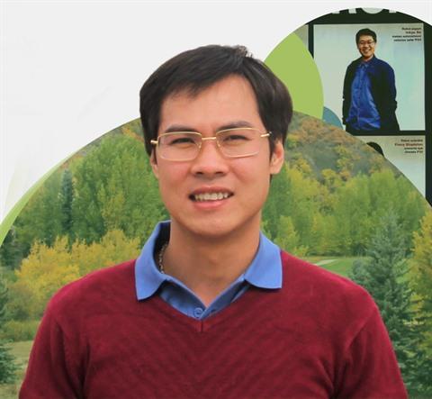 Joven cientifico de Vietnam honrado en Australia hinh anh 1