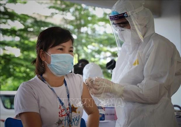 Reportan 61 casos nuevos del COVID-19 en Vietnam hinh anh 1