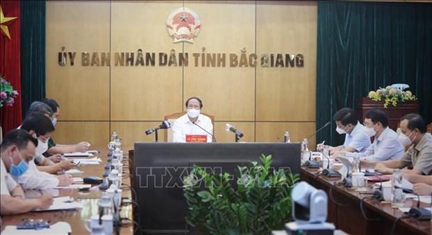 Exigen impedir expansion del COVID-19 a areas seguras en Vietnam hinh anh 3