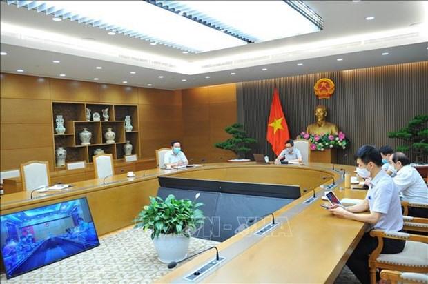 Exigen impedir expansion del COVID-19 a areas seguras en Vietnam hinh anh 2