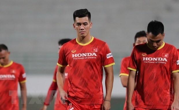 Vietnam sigue siendo lider en futbol del Sudeste Asiatico hinh anh 1