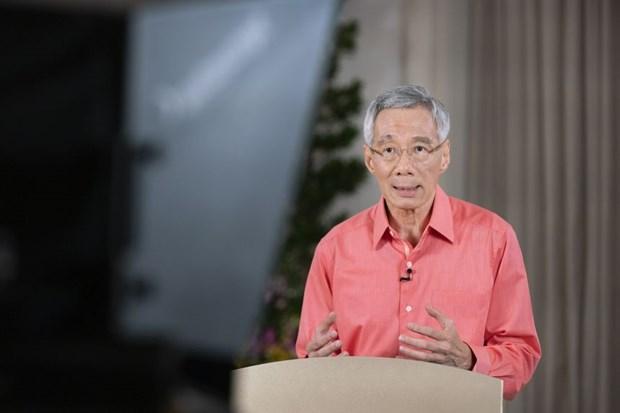 Singapur anunciara nuevo plan de lucha contra el COVID-19 hinh anh 1