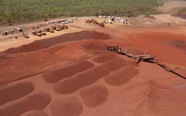 Grupo vietnamita Hoa Phat compra mina de hierro en Australia hinh anh 1