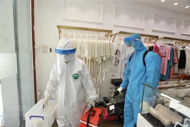 Vietnam reporta 85 casos de COVID-19 hinh anh 1