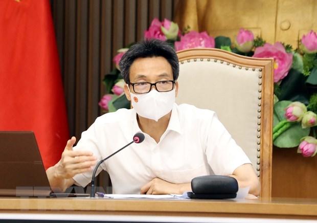 Vietnam apuesta por abastecimiento de vacunas antiCOVID-19 a cualquier costo hinh anh 1